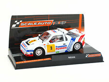 Scaleauto Ford RS200 Gr.B Purolator #3 Carlos Sainz ref. SC-6185 1:32 Slot Car