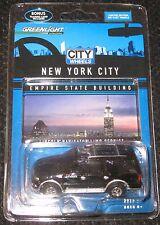 Greenlight City Wheels New York City Limited Edition Empire Lincoln Navigator