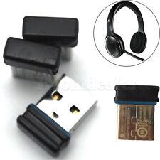 Bluetooth USB Adapter Empfänger für Logitech Wireless Headset H600 H800 Kopfhöre