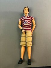 2009 Fashionista SPORTY Ken doll Articulated  100+ poses Barbie boyfriend