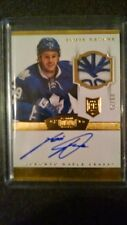 2013-14 Dominion GOLD Rookie Patch Auto 9/25