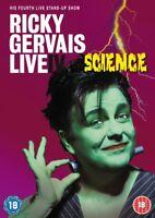 Ricky Gervais - Live IV - Ciencia Blu-Ray Nuevo Blu-Ray (8280885)