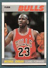 Michael Jordan 1987 Fleer #59 Great Condition-High Res Images