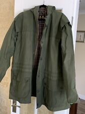 Barbour Waterproof And Breathable Coat Mens XL