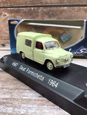 Solido 4587 1/43 1964 Seat Formichetta Van - Boxed