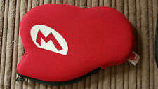 CLUB NINTENDO Limited Mario Hat Shaped Case / pouch / bag - New unused.