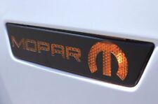 Vinyl Decal Side Marker Set MOPAR Wrap for Dodge Challenger 08-14 FRONT AND REAR