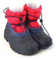 TU Boys UK Size 2 Blue Winter Boots