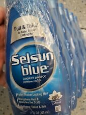 6 Pack Selsun Blue® Full & Thick Dandruff Shampoo 11 Fl Oz 325 Ml Each