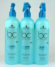 (EUR 24,63 / L) 3x 400ml Schwarzkopf BC Moisture Kick Spray Conditioner