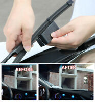 Pro Universal Car Windshield Wiper Blade Repair Cleaner Polishing Restorer Tools