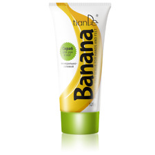 TianDe Banana Mineral-Salt Scrub for Hands and Feet Body Scrub