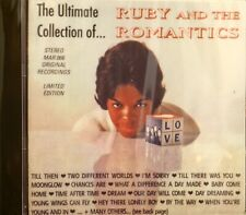 The Ultimate Collection of RUBY AND THE ROMANTICS - 29 Tracks