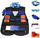 Tactical Vest Accessories Set For Nerf N-Strike Elite Series With 20 Refill Dart