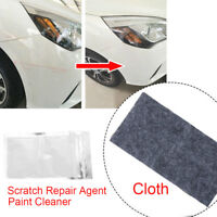 Car Scratch Polish Magic Cloth Light Paint Remover Scuffs Surface Repair