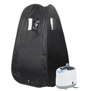 Portable Home Spa Steam Sauna Tent Loss Weight Slimming Skin Spa Machine 220V