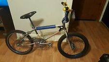 OLD SCHOOL BMX 1980 COOK BROS OG CHROME OG DECALS TUF NECK FMF SUNTOUR DIA COMPE