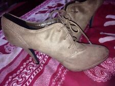 Unbranded Special Occasion Lace-up Heels for Women