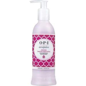 Brand New & Genuine OPI Avojuice -Jasmine Hand & Body Lotion 250ml 💅🏻