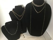 AE Style Multi-Strands Necklace Choker Boutique Jewelry Lot