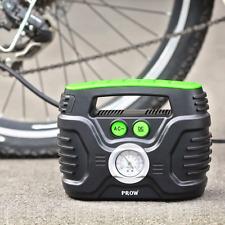 bike electric portable air compressor tire inflator 12v 110v pump Bicycle car