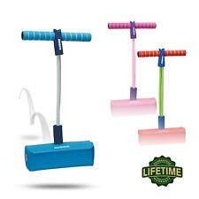 New Bounce Foam Pogo Stick Jumper Safe for Kids, Bouncy Toy, Fun Foam Hopper