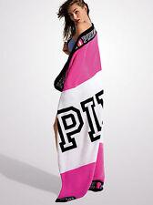 "Victorias Secret PINK Collection Cozy Blanket 50"" x 60"" NWT Super Soft"