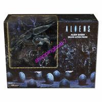 Aliens - Ultra Deluxe Boxed Action Figure - Xenomorph Alien Queen - NECA IN BOX