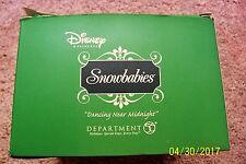 "Department 56 Disney Princess Collection ""Dancing Near Midnight""  Figure"