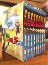 Dragon Ball Z: Seasons 1-9 Collection (36-disc set blu ray)