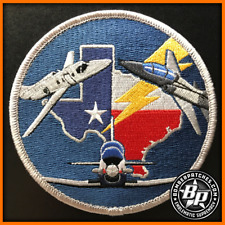 47TH STUDENT SQUADRON FRIDAY MORALE EMBROIDERED PATCH, T-1 T-6 T-38 LAUGHLIN AFB