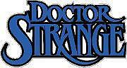 DR Strange 4 Window Sticker Decal