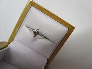 STUNNING ESTATE 14 KT GOLD .49 CT.  FANCY CHAMPAGNE DIAMOND RING !!!!!