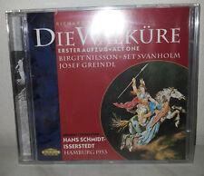 CD WAGNER - DIE WALKURE - NUOVO NEW