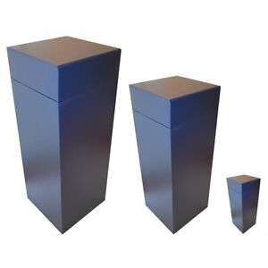 ScatterPod Ashes Urn - Navy Blue - Various Sizes