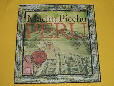 5 Servietten machu picchu PERU Serviettentechnik 1/1 Motivservietten Stadt Lände