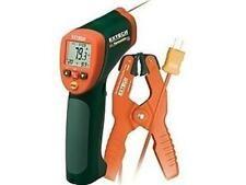 Extech Wide Range IR Thermometer with Pipe Clamp 42515-T