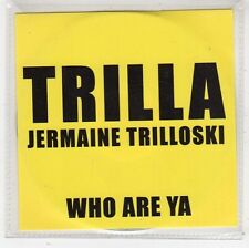 (FS836) Trilla, Who Are Ya - 2010 DJ CD