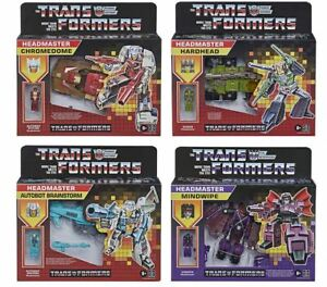 """Transformers Generations Headmasters Reissue 5.5"""" Action Figures Assorted"""