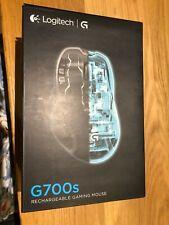 Souris LOGITECH G700s - Bon état avec tous les accessoires