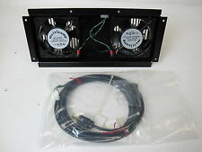AC Cooling Fan Kit New Chatsworth Products MC1123HST Telecom Network Rack