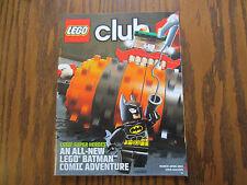 LEGO CLUB MAGAZINE MARCH-APRIL 2014 LEGO SUPER HEROES w/Star Wars insert