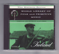 (CD) Alan Lomax - World Library Of Folk And Primitive Music, Vol. 2: Ireland