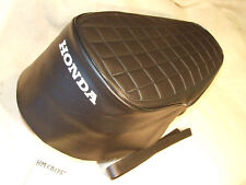 HONDA CB175 SEAT COVER WITH SEAT STRAP