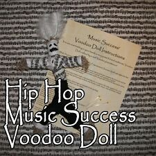 Hip Hop Rap Music Success Voodoo Doll Record Perform Women Money Cars Hoodoo
