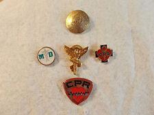Medical Lapel & Hat Pins or Tie Tacs #1