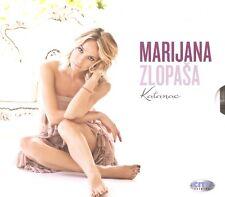 MARIJANA ZLOPASA CD Katanac 2010 Matija Dedic Najdraze moje Srce vjeruje More