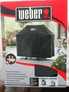 Weber 7133 Premium Grill Cover 200 Series Fits Genesis 11 + Genesis LX