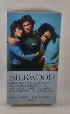 Silkwood Vhs Tape