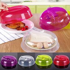Microondas útil Plato Tapa Vapor ventilación Comida Salpicaduras Cocina Hogar
